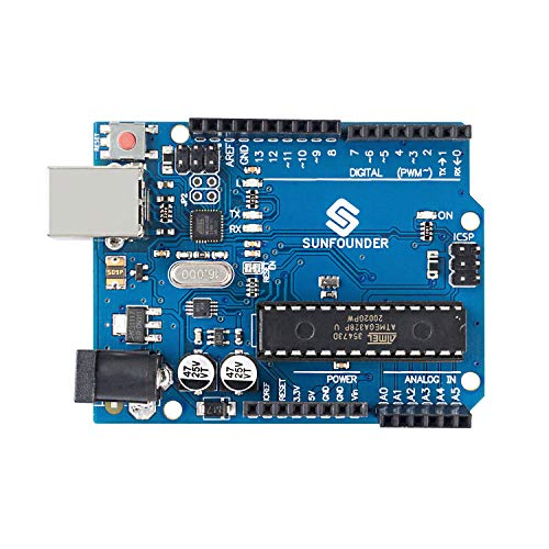 SunFounder R3 Board for Arduino ATMEGA328P ATMEGA16U2