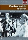 Beethoven Cello Sonatas Nos. 1-5 / Rostropovich, Richter