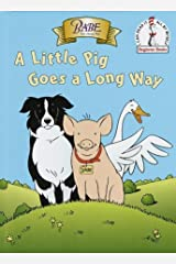 Babe: A Little Pig Goes a Long Way (Beginner Books(R)) Hardcover