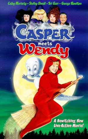 Casper Meets Wendy [VHS] - Foley Outlet Hours