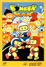 Bomberman II (2), Famicom Japanese NES Import