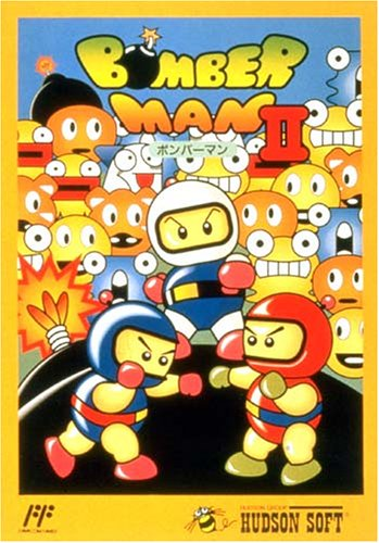 Bomberman II (2), Famicom Japanese NES Import by Nintendo
