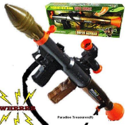 Boxed Gun Display - 2