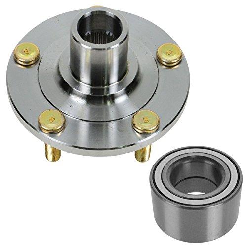 Front Wheel Bearing & Hub Repair Kit LH Driver or RH Passenger Side for Mazda