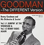 Different Version: 40 Alternate Takes of Recordings 1939-1940 - Jumpin' At the Woodside / Benny Rides Again by Benny Goodman (2000-06-24)