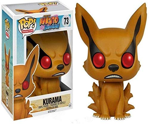 WENJZJ-Kurama-Pop-Figura-Naruto-Anime-Manga-Exquisito-Paisaje-decoracin-Adornos-Resina-artesana-mueca-coleccin
