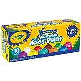 Crayola Wash Paint Size 10ct Crayola Washable Kids Paint