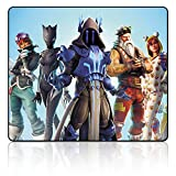 Gaming Mouse Pad Waterproof Extended and Non-Slip Mouse Pads with Sturdy Stitched Edges for Computers 9.8x12x0.12inch