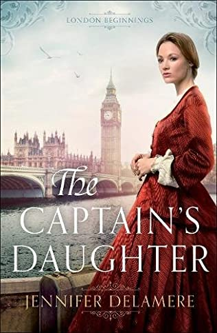 book cover of The Captain\'s Daughter