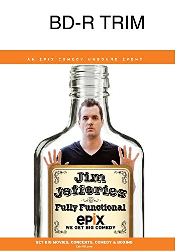 Jim Jefferies: Fully Functional [Blu-ray]