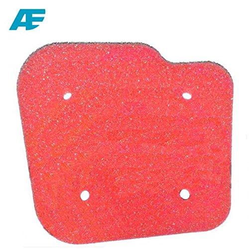LUFTFILTER EINSATZ Filter Ersatzfilter f/ür MBK Flipper 50ccm Yamaha Neos 2T 25km//h BISOMO/® Sticker AF-07 Why 50ccm Jog 25km//h