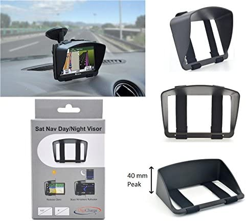 Sun Shade Visor Screen For Mio 675 687 689 685 Spirit 5/'/' GPS Sat Nav