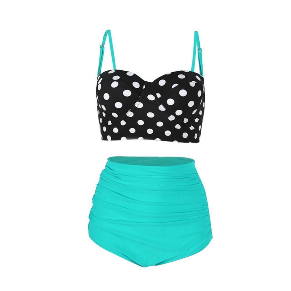 一番の Ladysdress-Swimwear SWIMWEAR B07F6FN5PQ レディース グリーン2 X-Large グリーン2 X-Large B07F6FN5PQ, comme billet<コムビエ>:5ecfc61d --- outdev.net