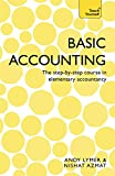img - for Basic Accounting: The step-by-step course in elementary accountancy (Teach Yourself) book / textbook / text book