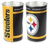 Pittsburgh Steelers 15'' Waste Basket