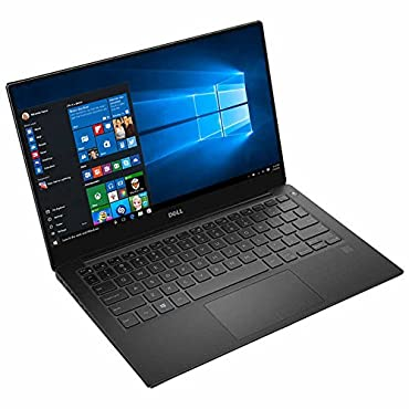 Dell XPS 13 9360 Ultrabook: 8th Generation Intel Core i7-8550U, 13.3in QHD+ Touch Display, 16GB RAM, 512GB SSD, Windows 10