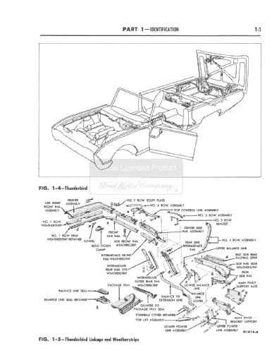 Amazon Com Bishko Automotive Literature 1962 1963 1964 Ford