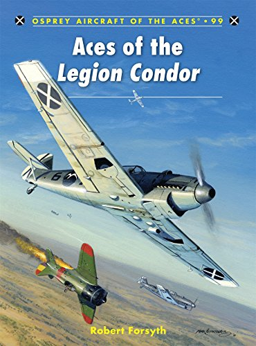 Aces of the Legion Condor (Aircraft of the Aces) (Best Ground Attack Aircraft)