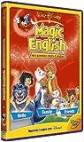 Magic English - Vol.1 : Mes premiers mots d'anglais
