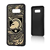 Keyscaper NCAA Army Knights Unisex Samsung Galaxy Bump Casebump Case, Black, Galaxy S8+