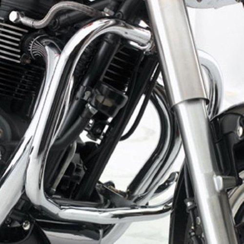 Triumph Chrome Engine Dresser Bars A9758059 by Triumph