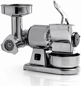 Amazon.com: Fama Electric Cheese Grater Meat Grinder: Meat ...