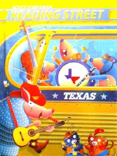 Scott Foresman Reading Street, Texas Edition, Grade 1, Unit 5