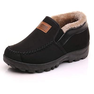 Men Slippers Memory Foam Indoor House Outdoor Women Clog Sole Plush Fur | Slippers