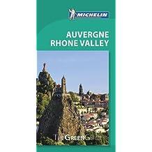 Michelin Green Guide Auvergne Rhone Valley, 9e