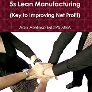 5S Lean Manufacturing Hörbuch
