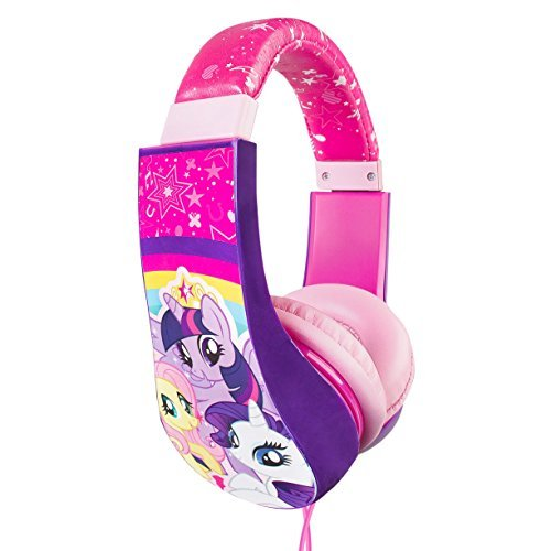 Price comparison product image My Little Pony Over the Ear Headphones, Colors/Styles May Vary