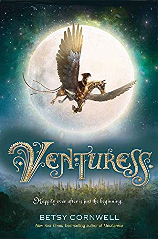 book cover of Venturess