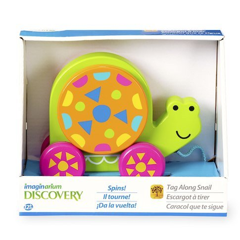 Imaginarium Discovery Wooden Snail Pull Toy Toys R Us