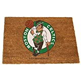 The Memory Company NBA Boston Celtics Colored Logo Door Mat, One Size, Multicolor