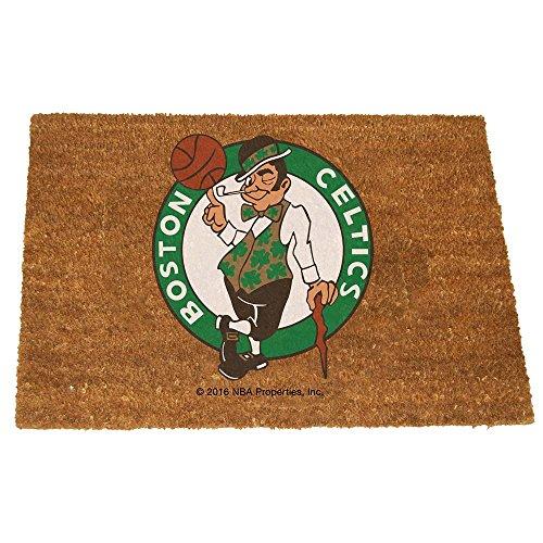 NBA Boston Celtics Colored Logo Door Mat, One Size, Multicolor