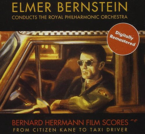 Bernard Herrmann - Bernard Herrmann Film Scores - Amazon.com Music