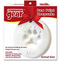 Companion Gear Paw Print Keepsake