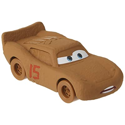Disney Pixar Cars Lightning McQueen as Chester Whipplefilter: Toys & Games