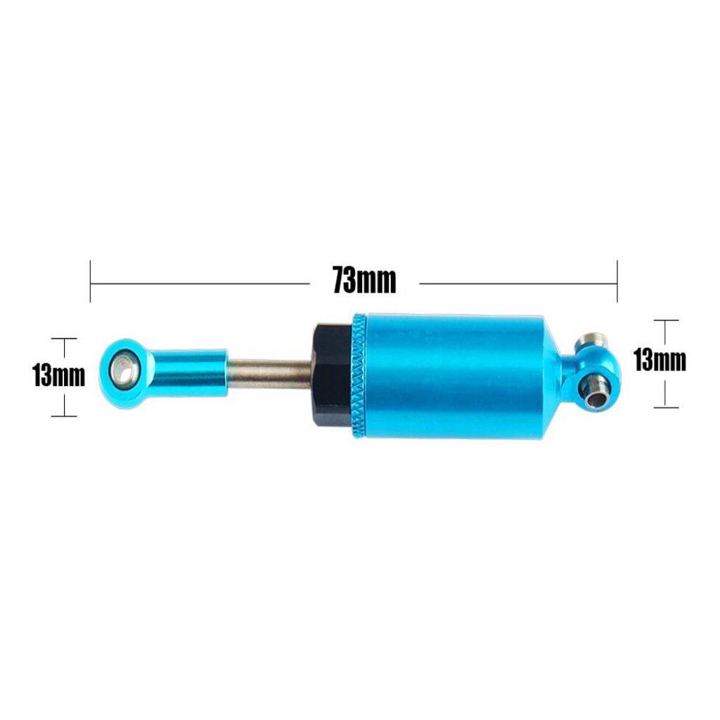 B Blesiya RC Amortiguador Shock Absorber para FY-03 WLtoys 12428 RC Cami/ón