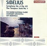 Sibelius: Symphony No. 4 Op. 63 / The Tempest: Suite No. 1