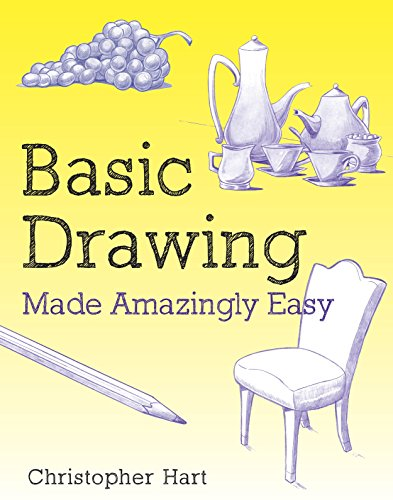 Basic Drawing Made Amazingly Easy (Made Amazingly Easy Series)