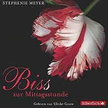 Bis(s) zur Mittagsstunde (Twilight-Saga 2) Hörbuch von Stephenie Meyer Gesprochen von: Annina Braunmiller-Jest