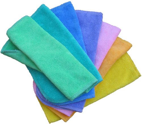 Mother-Ease Cloth Baby Wipe (Single) (Aqua)