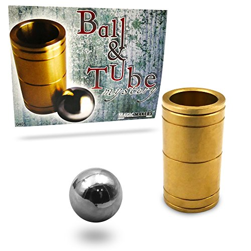 The Ball & Tube Mystery Trick by Magic Makers