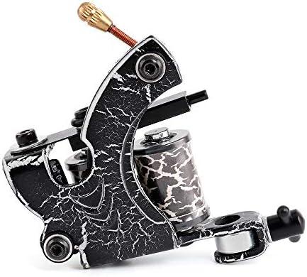 GOMAR Máquina de Tatuaje para Principiantes Máquina de Doble ...