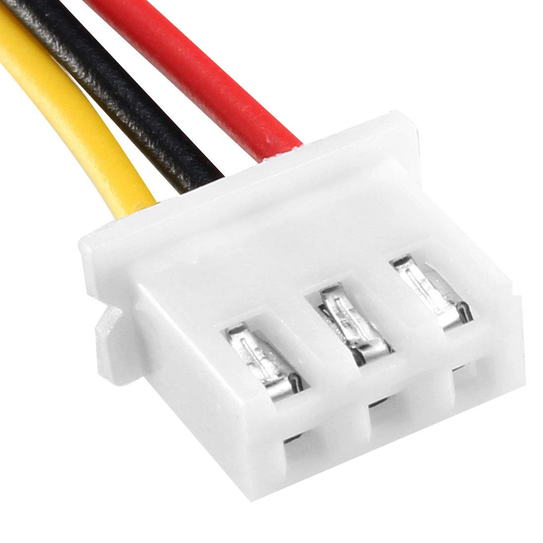 uxcell/® 2S 3Pin Female JST-XH Lipo Balance Wire Extension Lead Charger Plug Terminal Cable 26AWG 10cm