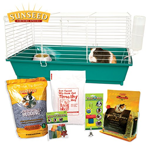 Ware Manufacturing Home Sweet Home Sunseed Guinea Pig Cage S
