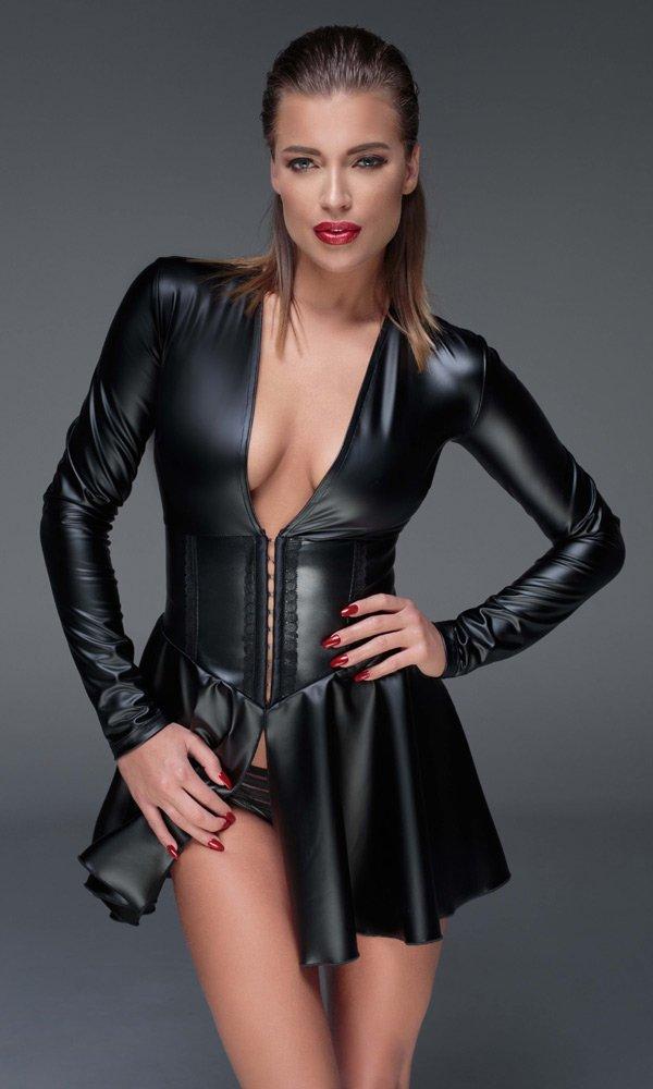 Noir HandMade Damen Kleid Taille L Banana VPC 3500438000300
