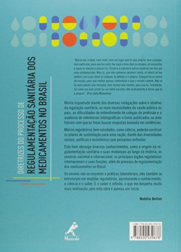 Diretrizes Do Processo De Regulamentação Sanitária Dos Medicamentos No Brasil