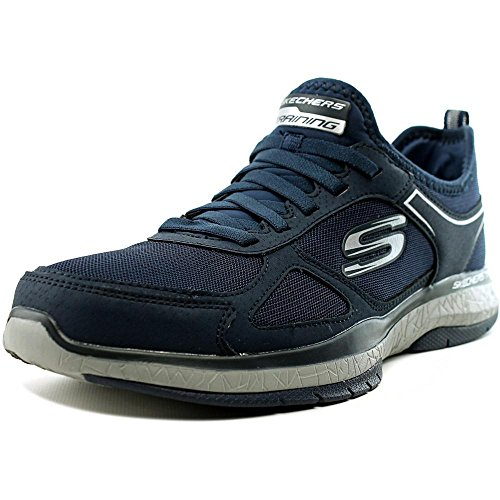 Skechers Burst TR Mens Sneakers Navy 9.5